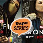 Punho de Ferro Arrebenta Na 2ª Temporada | Papo Séries