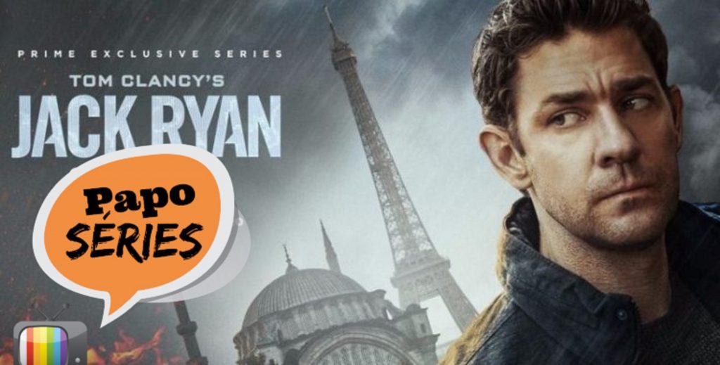 Tem Na Web - Jack Ryan É Sensacional | Papo Séries