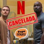 Netflix Cancelando As Séries da Marvel? | Papo Séries