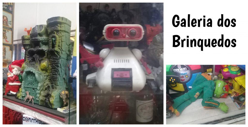 Tem Na Web - Galeria dos Brinquedos