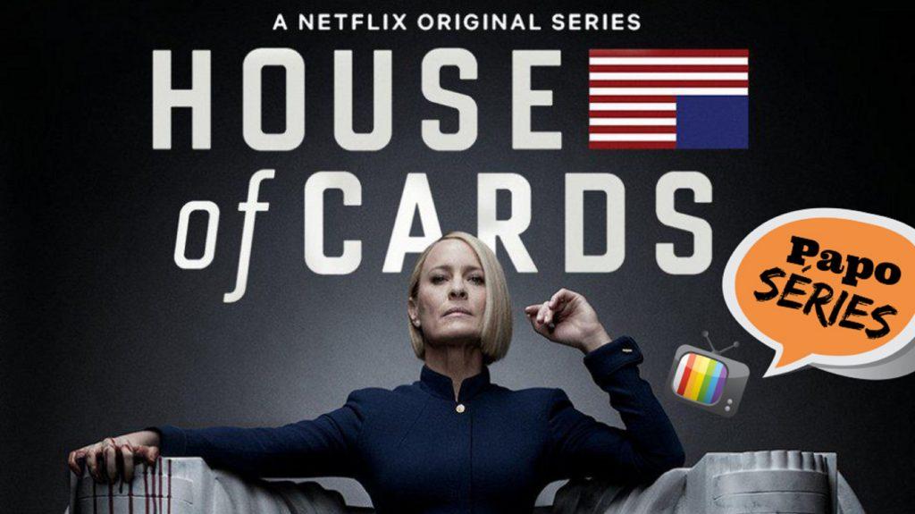 Tem Na Web - O Triste Fim de House Of Cards